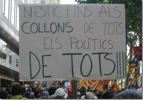 manifestació barcelona 1