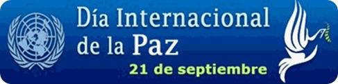 paz internacional día de