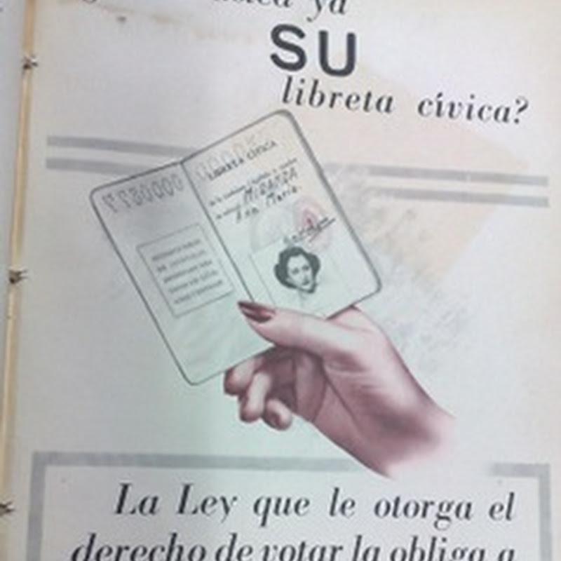 Día Nacional de los Derechos Políticos de la Mujer [en Argentina]