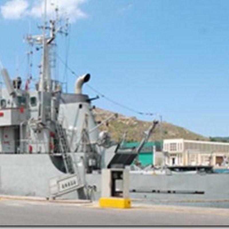 Navíos patrulleros a buen precio