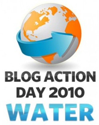 blog action day water