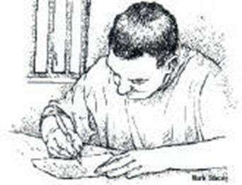 escritores prision