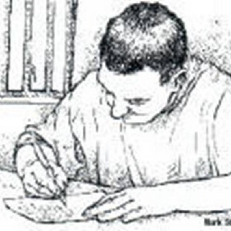 Día del Escritor Encarcelado
