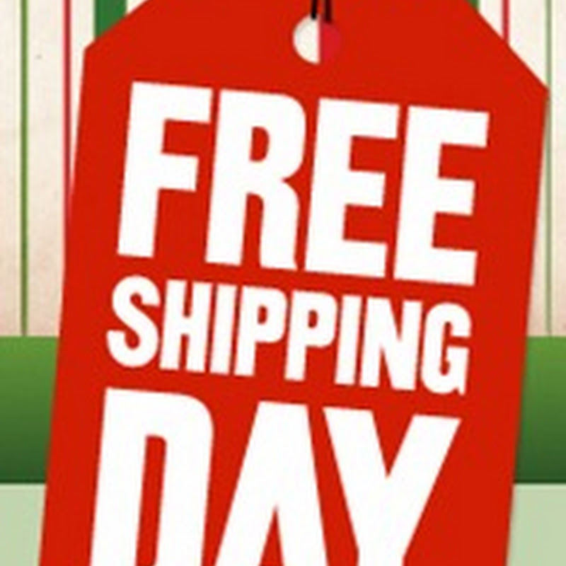 Free Shipping Day