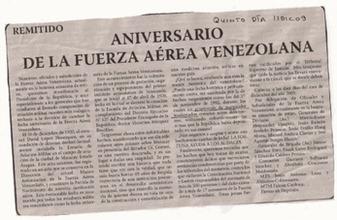 fuerza aerea venezolana