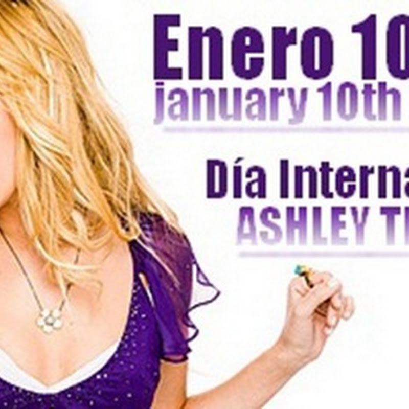 Día Internacional de Ashley Tisdale