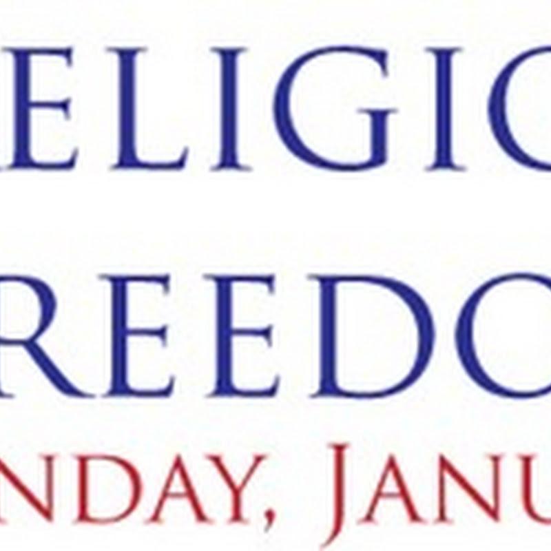 Día de la Libertad Religiosa