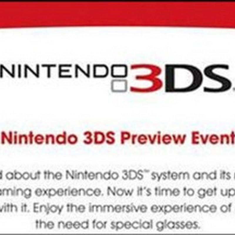 Día de la Nintendo 3DS