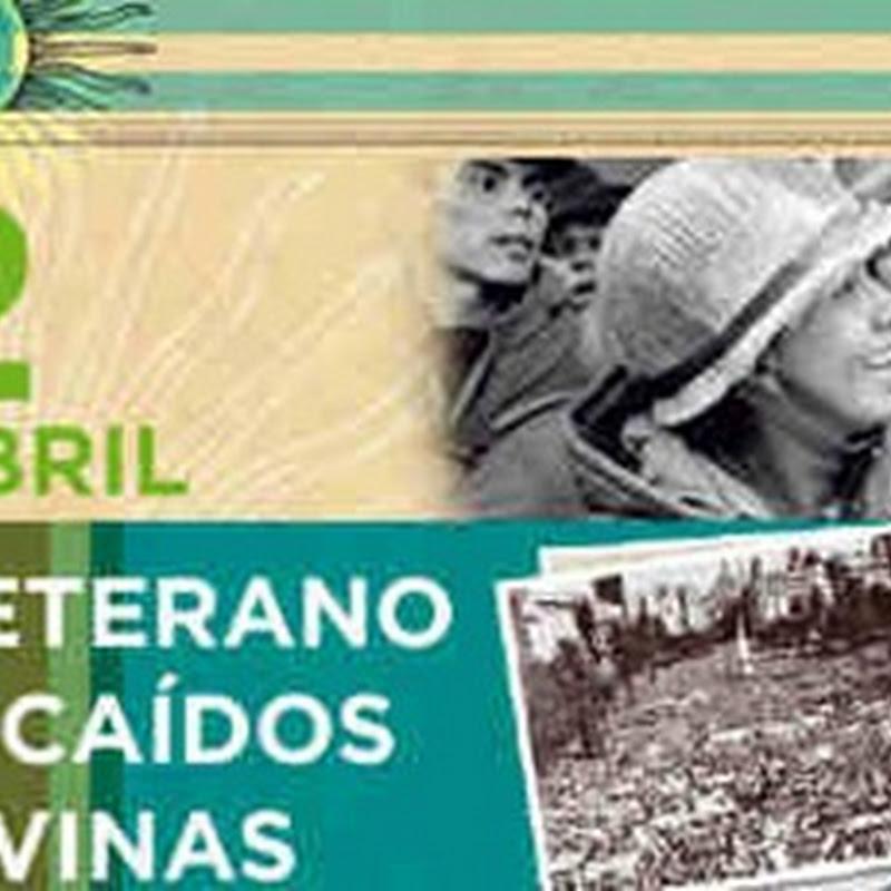 Día del Veterano de Guerra y de los Caídos en la Guerra de las Malvinas