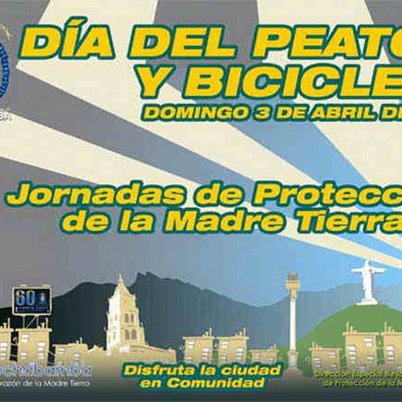 Día del Peatón y del Ciclista
