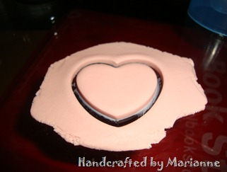 Clay Heart BAre