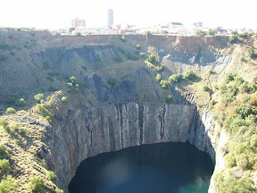The Big Hole!