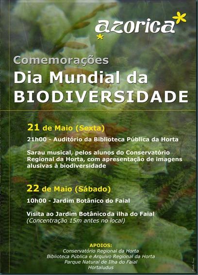 Dia Mundial da Biodiversidade