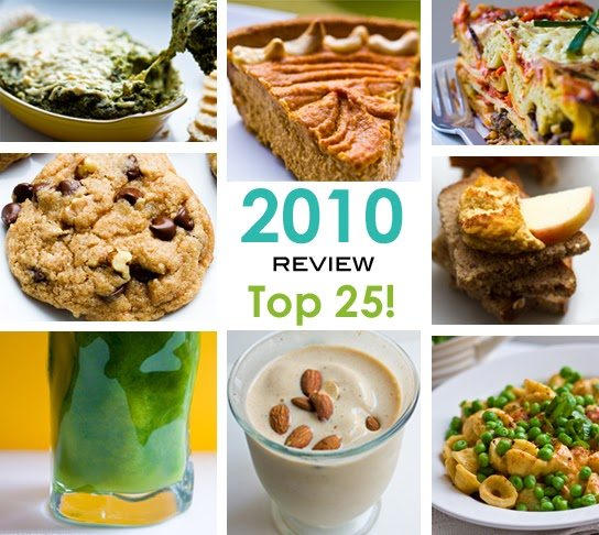 Top 25 vegan recipes of 2010 hhl year in review forumfinder Gallery