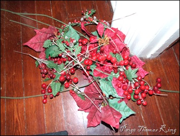 wreath remnants