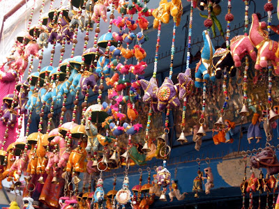 Trinkets for sale in Pushkar India