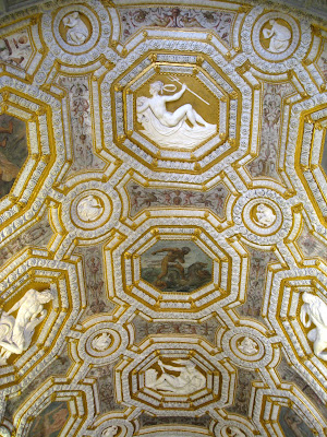 Ceiling of the Doge's Palace in Venice
