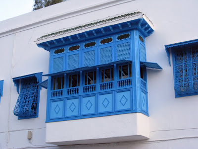 Sidi Bou Said in Tunisia