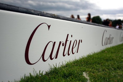 Cartier International Polo sign