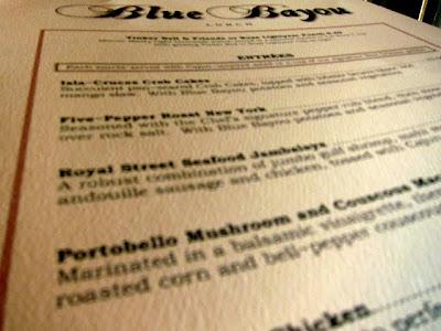 Blue Bayou Restaurant at Disneyland in California