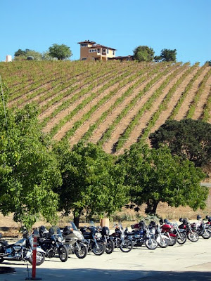 Paso Robles wine tasting in California