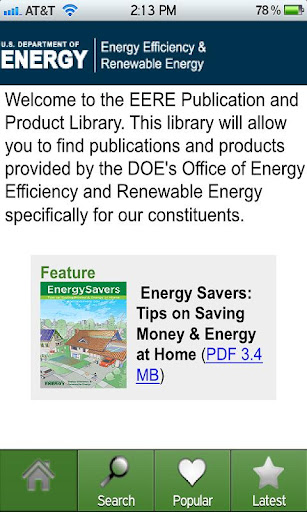 EERE Library