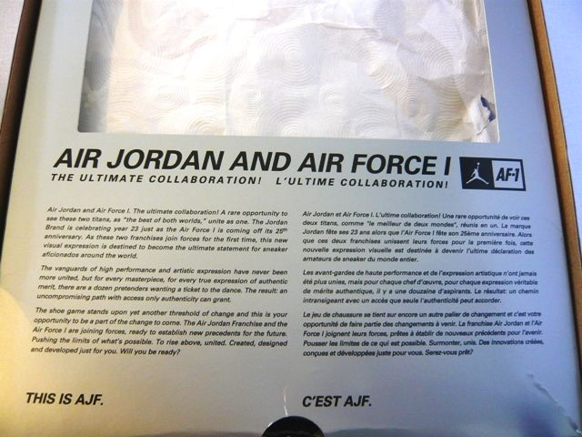 air jordan and air force 1 the ultimate collaboration price