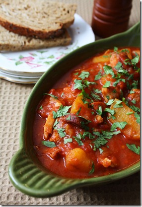 Chicken-and-Chorizo-Stew