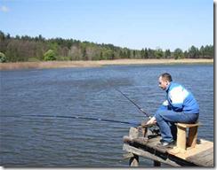 Рибалка в Україні.