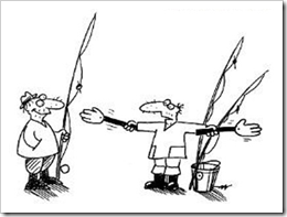 смішно про рибалку, гумор, жарт, карикатура