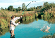 Малявочница - сетка для ловли живцов