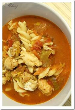 Portugalska zupa rybna