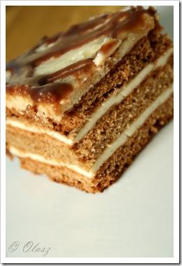 miodownik, medena pita, honey cake