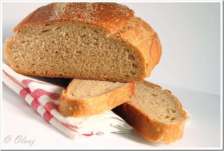 anadama bread/ chleb anadama
