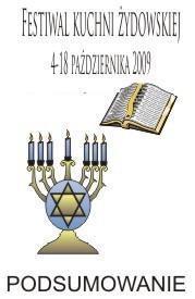 festiwal kuchni zydowskiej 2009 podsumowanie
