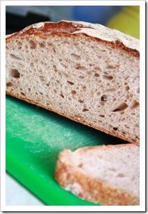 World Bread Day 2009, chleby z przypadku