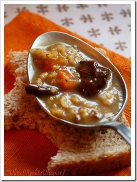 Zupa grzybowa – szybki obiad