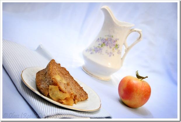 Babka jabłkowa – Dzień jabłka 2010
