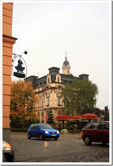 Nowy Sącz, Rynek ratusz