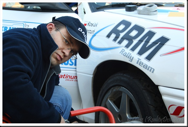Andrzej Hercuń, FSO Rally Team, Fiat 125p