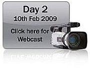 Aero India 2009 webcast