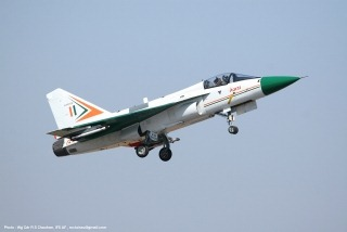 India's Light Combat Aircraft [LCA] Tejas
