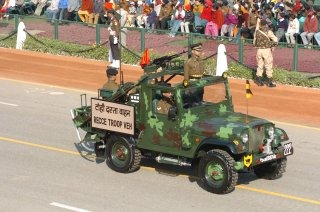 Indian Army Wallpaper [Forward Recce vehicle]