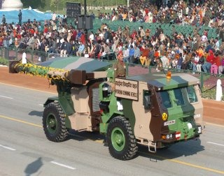 Indian Army Wallpaper [Mine defusing vehicle]