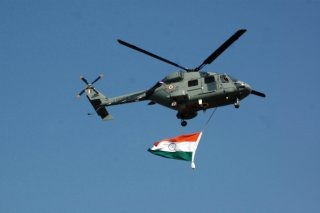 Indian Air Force Helicopter Wallpaper [ALH Dhruv]