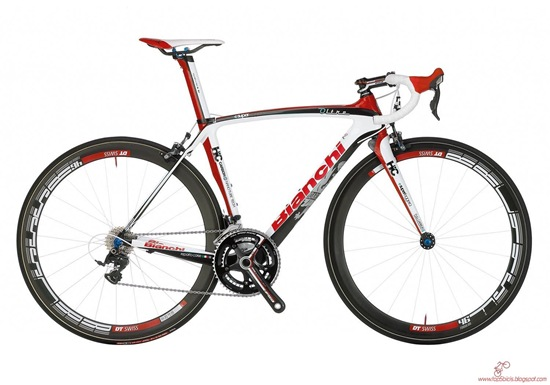 HOC OLTRE Shimano Dura Ace 10 sp Double