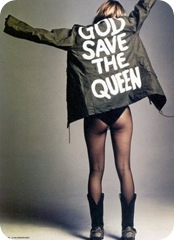 god save the quuen