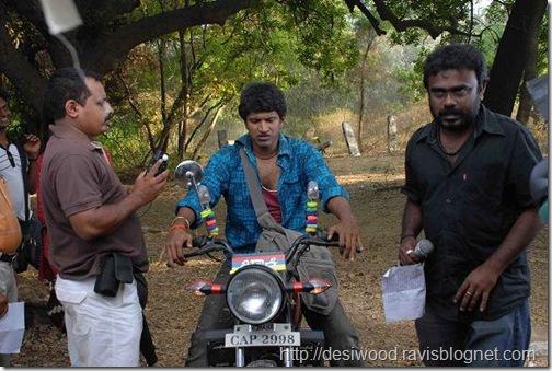 Jackie_Kannada_Movie_Working_Stills_3