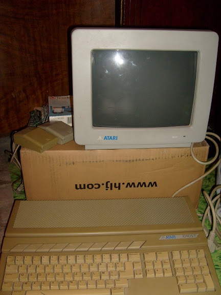 argol13 collection Atari%201040ste