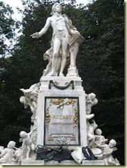 Mozart - Monumento